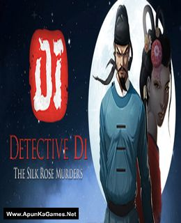 Detective Di: The Silk Rose Murders Cover, Poster, Full Version, PC Game, Download Free