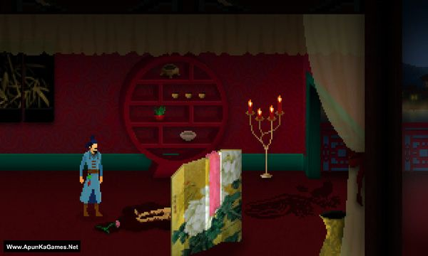 Detective Di: The Silk Rose Murders Screenshot 1, Full Version, PC Game, Download Free
