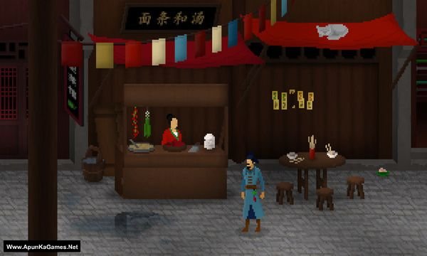 Detective Di: The Silk Rose Murders Screenshot 3, Full Version, PC Game, Download Free