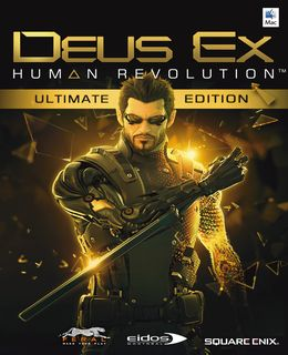 Deus Ex: Human Revolution Cover, Poster, Full Version, PC Game, Download Free