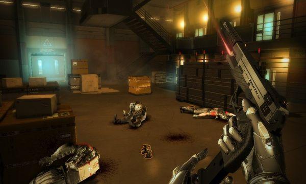 Deus Ex: Human Revolution Screenshot 1, Full Version, PC Game, Download Free