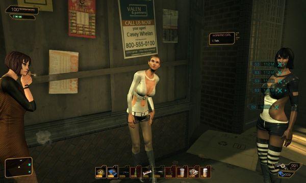 Deus Ex: Human Revolution Screenshot 2, Full Version, PC Game, Download Free
