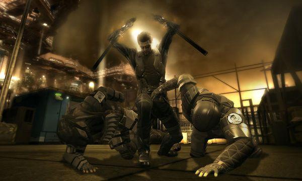 Deus Ex: Human Revolution Screenshot 3, Full Version, PC Game, Download Free