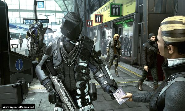 Deus Ex: Mankind Divided Screenshot 1, Full Version, PC Game, Download Free