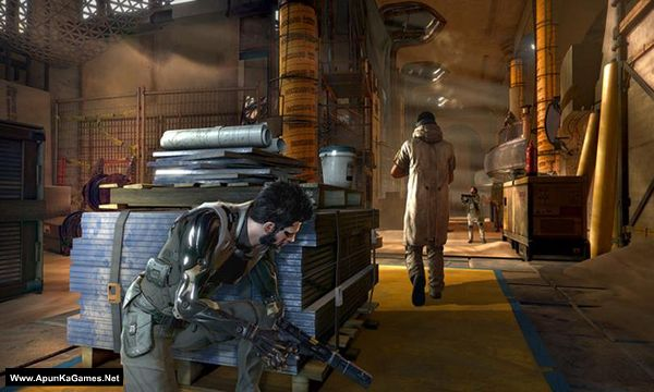 Deus Ex: Mankind Divided Screenshot 2, Full Version, PC Game, Download Free