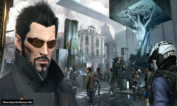 Deus Ex: Mankind Divided Screenshot 3, Full Version, PC Game, Download Free