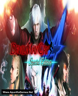 Devil May Cry 4 Cover, Poster, Full Version, PC Game, Download Free