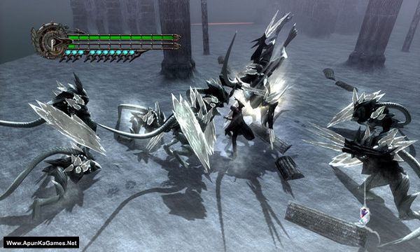 Devil May Cry 4 Screenshot 3, Full Version, PC Game, Download Free