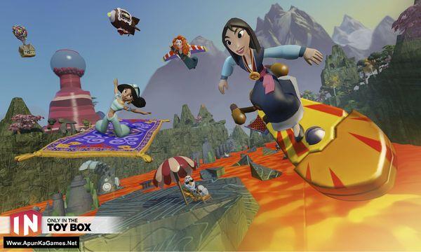 Disney Infinity 3.0: Gold Edition Screenshot 2, Full Version, PC Game, Download Free