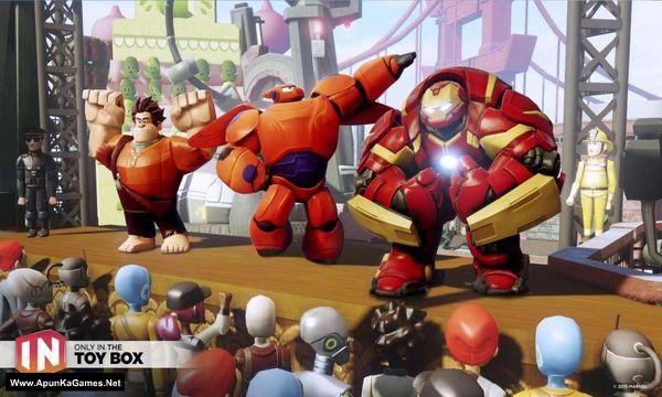 Disney Infinity 3.0: Gold Edition Screenshot 3, Full Version, PC Game, Download Free