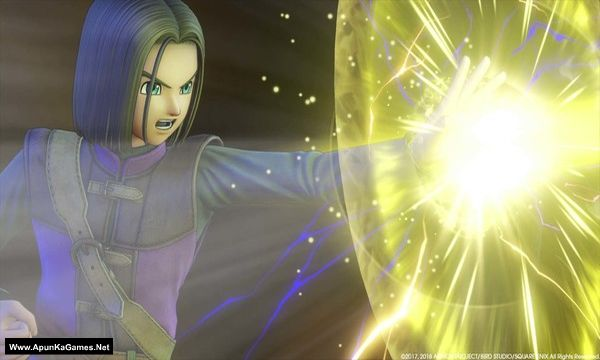 Dragon Quest XI Screenshot 1, Full Version, PC Game, Download Free