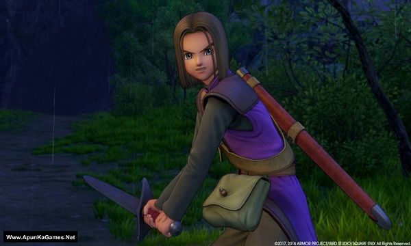 Dragon Quest XI Screenshot 2, Full Version, PC Game, Download Free