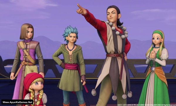 Dragon Quest XI Screenshot 3, Full Version, PC Game, Download Free