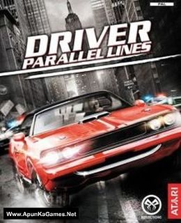 Driver: Parallel Lines Cover, Poster, Full Version, PC Game, Download Free