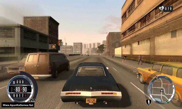 Driver: Parallel Lines Screenshot 1, Full Version, PC Game, Download Free