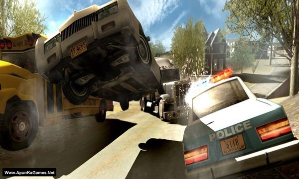 Driver: Parallel Lines Screenshot 3, Full Version, PC Game, Download Free