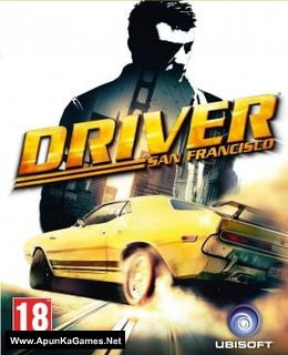 Driver: San Francisco Cover, Poster, Full Version, PC Game, Download Free