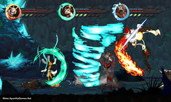 Dusty Raging Fist Screenshot 2, Full Version, PC Game, Download Free