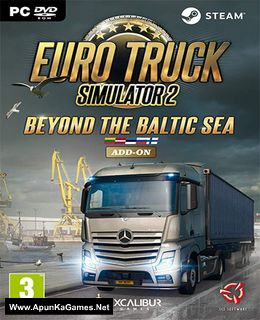 Euro Truck Simulator 2 Cover, Poster, Full Version, PC Game, Download Free