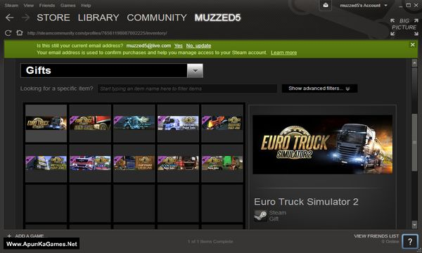 Euro Truck Simulator 2 Screenshot 2, Full Version, PC Game, Download Free