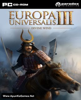 Europa Universalis III: Divine Wind Cover, Poster, Full Version, PC Game, Download Free