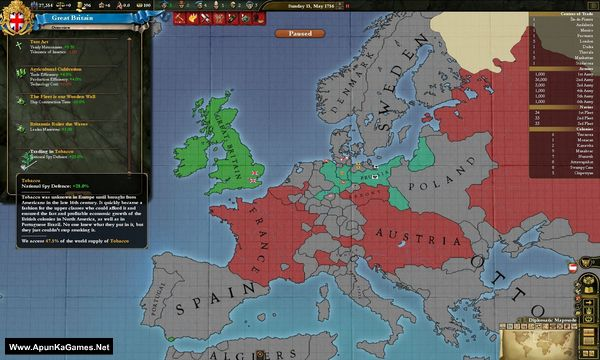 Europa Universalis III: Divine Wind Screenshot 1, Full Version, PC Game, Download Free
