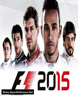 F1 2015 Cover, Poster, Full Version, PC Game, Download Free
