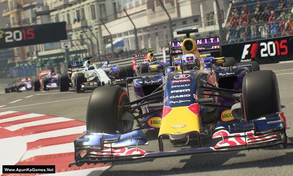 F1 2015 Screenshot 1, Full Version, PC Game, Download Free