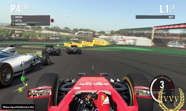 F1 2015 Screenshot 3, Full Version, PC Game, Download Free