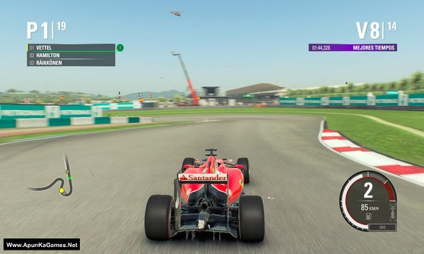 F1 Race Stars Screenshot 2, Full Version, PC Game, Download Free