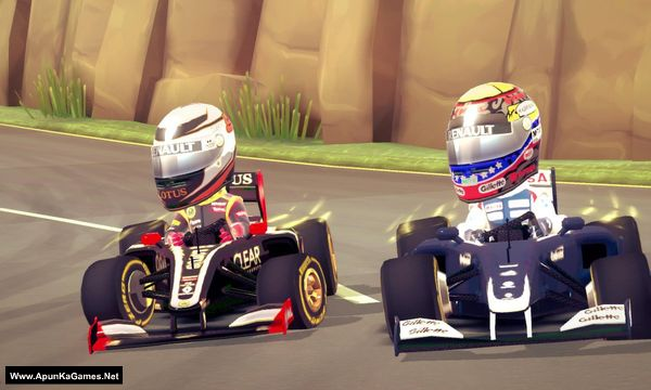 F1 Race Stars Screenshot 3, Full Version, PC Game, Download Free