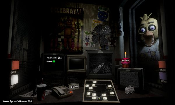 Five Nights at Freddy's VR Help Wanted Screenshot 1, Full Version, PC Game, Download Free