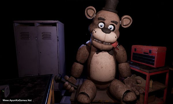 Five Nights at Freddy's VR Help Wanted Screenshot 2, Full Version, PC Game, Download Free