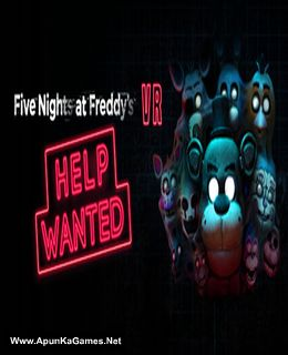 Five Nights at Freddy's VR Help Wanted Cover, Poster, Full Version, PC Game, Download Free