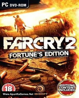 Far Cry 2 Fortune's Edition PC Game - TechInfa com
