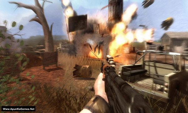 Far Cry 2 Fortune's Edition Screenshot 1, Full Version, PC Game, Download Free