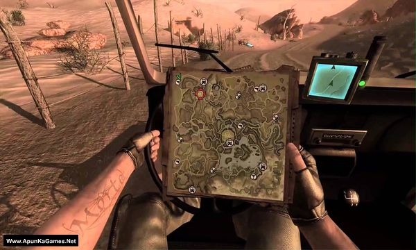 Far Cry 2 Fortune's Edition Screenshot 2, Full Version, PC Game, Download Free