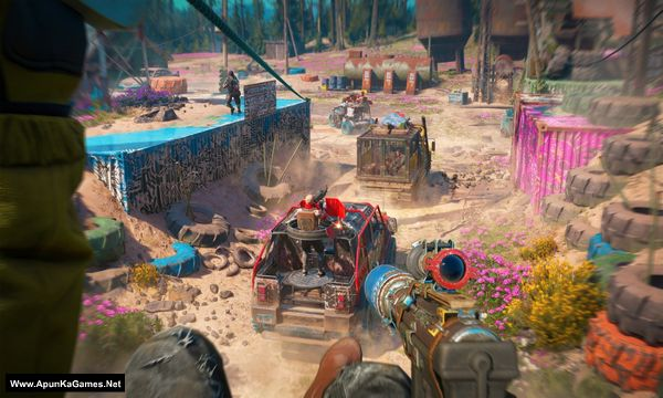 Far Cry New Dawn Screenshot 1, Full Version, PC Game, Download Free