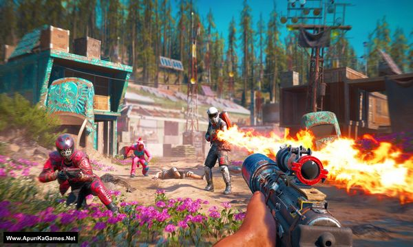 Far Cry New Dawn Screenshot 2, Full Version, PC Game, Download Free