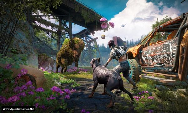 Far Cry New Dawn Screenshot 3, Full Version, PC Game, Download Free