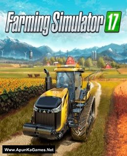 Farming Simulator 17 Cover, Poster, Full Version, PC Game, Download Free