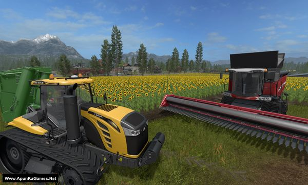 Farming Simulator 17 Screenshot 1, Full Version, PC Game, Download Free