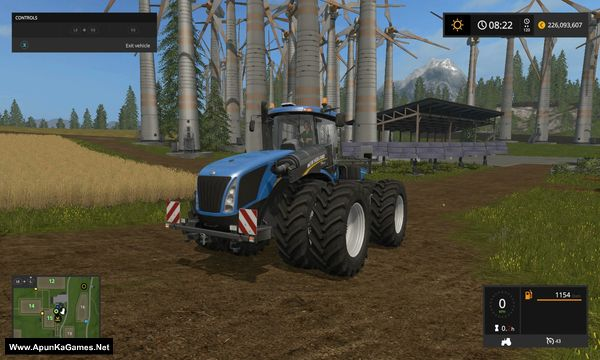 Farming Simulator 17 Screenshot 2, Full Version, PC Game, Download Free