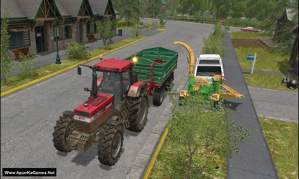 Farming Simulator 17 Screenshot 3, Full Version, PC Game, Download Free