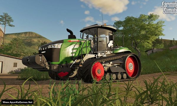 Farming Simulator 19 Screenshot 2, Full Version, PC Game, Download Free