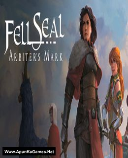 Fell Seal: Arbiter's Mark Cover, Poster, Full Version, PC Game, Download Free