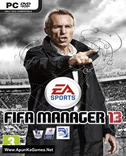 Fifa Manager 13 Cover, Poster, Full Version, PC Game, Download Free