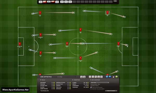 Fifa Manager 13 Screenshot 3, Full Version, PC Game, Download Free