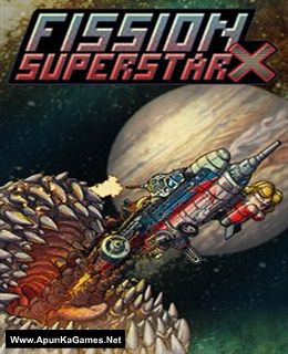 Fission Superstar X Cover, Poster, Full Version, PC Game, Download Free