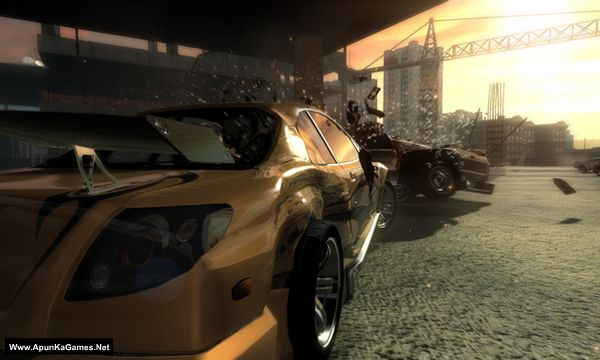 FlatOut: Ultimate Carnage Screenshot 2, Full Version, PC Game, Download Free